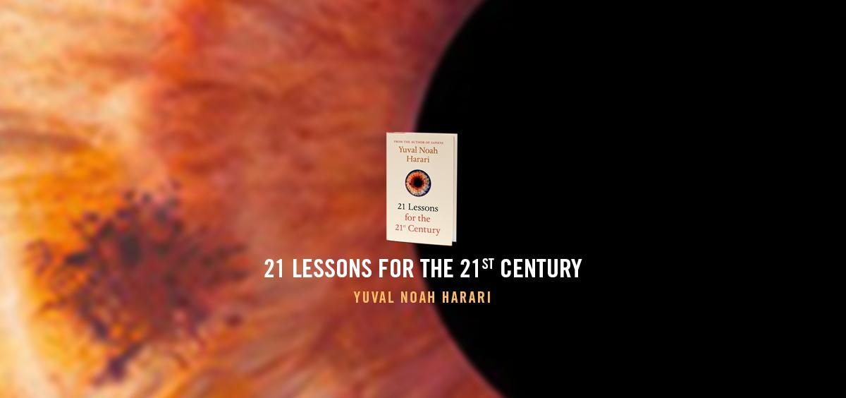harari -21 lesson